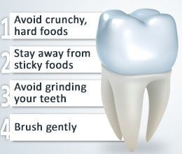 How to care for your Dental Crown